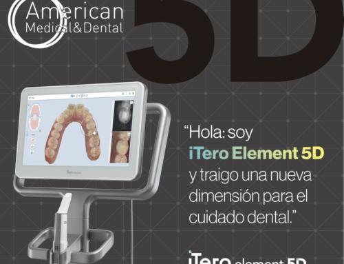 Nuevo ITERO 5D, una nueva dimensión en el sector dental